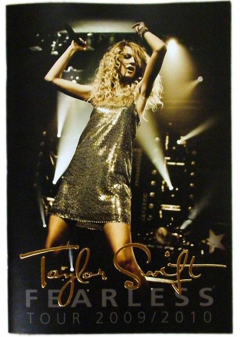 Tay_Swift Tour 2009 2010