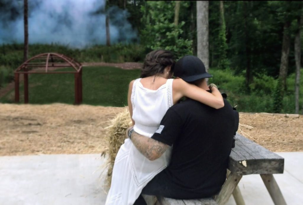 amber brantley gilbert blue smoke its a boy